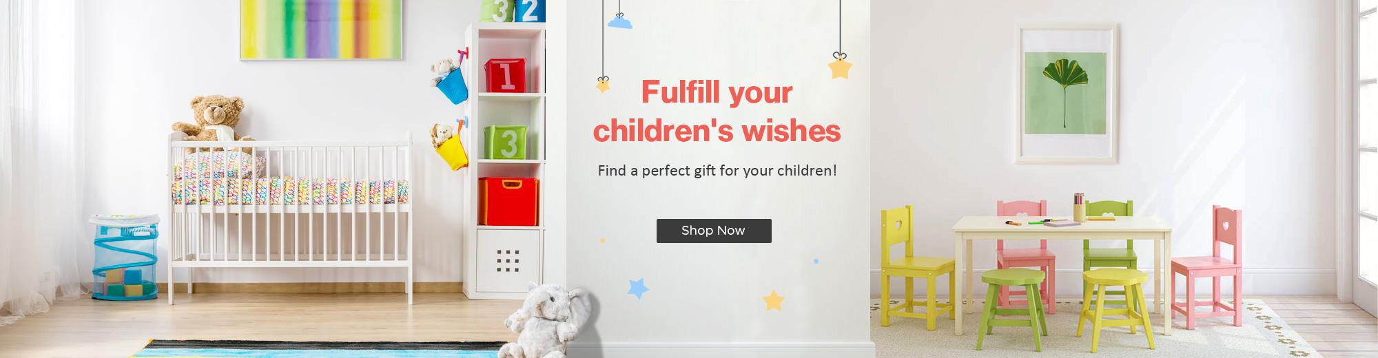 Costway Kids' Gifts