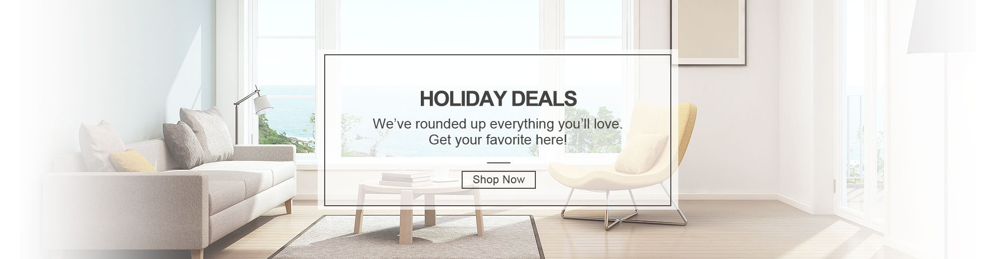 Costway Holiday Deal
