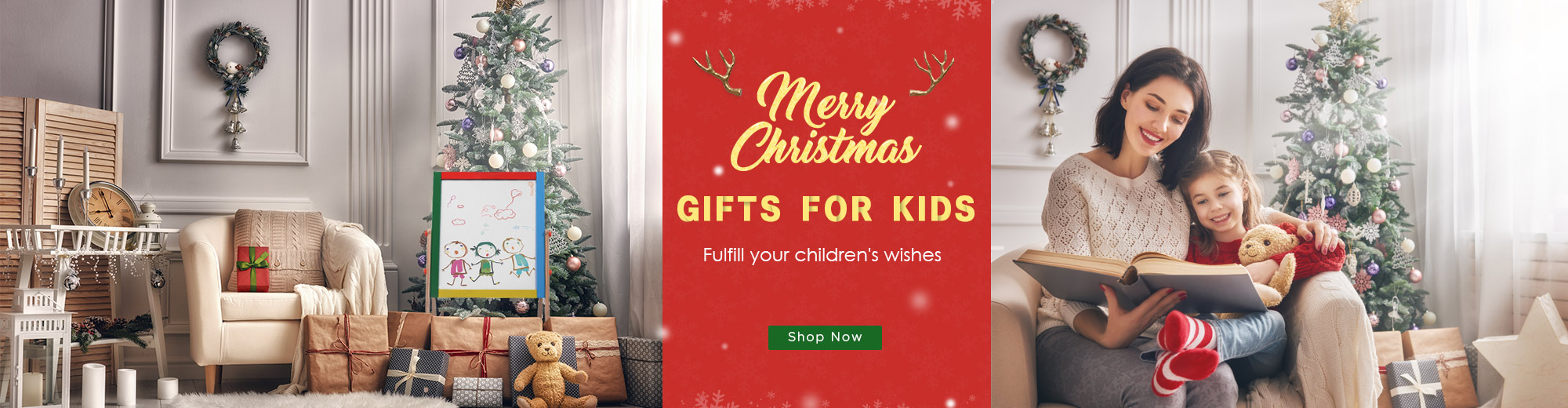 Costway Christmas For Your Kids