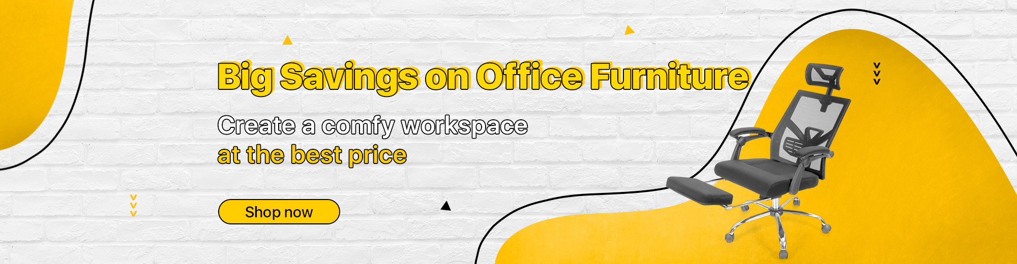 Affiliate, office furniture, blow out price
