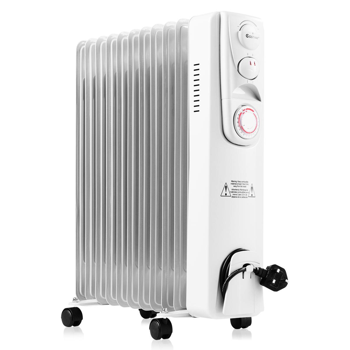 Argo fan heater 2000w wall timer ion