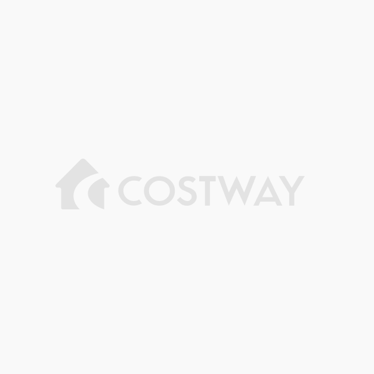Faux Leather Ottoman Pouffe Storage Single Seat Toy Box Foot Stool Maxload300kg-Brown